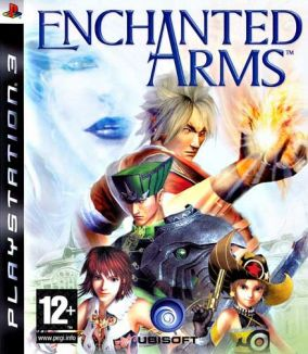 Copertina del gioco Enchanted Arms per Playstation 3