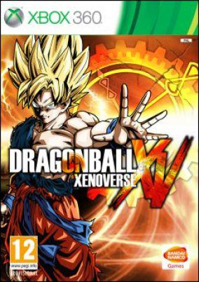 Copertina del gioco Dragon Ball Xenoverse per Xbox 360