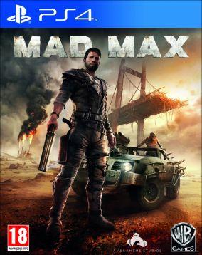 Immagine della copertina del gioco Mad Max per Playstation 4