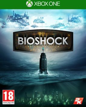 Immagine della copertina del gioco Bioshock: The Collection per Xbox One