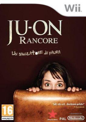 Immagine della copertina del gioco Ju-On: The Grudge per Nintendo Wii