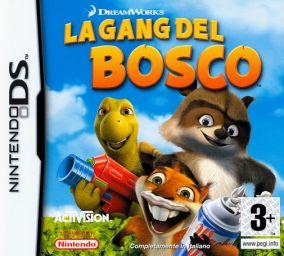 Copertina del gioco La Gang del Bosco per Nintendo DS