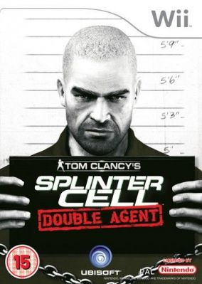 Immagine della copertina del gioco Tom Clancy's Splinter Cell Double Agent per Nintendo Wii