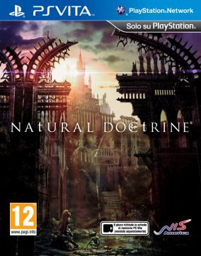 Copertina del gioco NAtURAL DOCtRINE per PSVITA