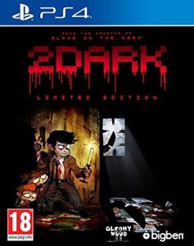 Copertina del gioco 2Dark per Playstation 4