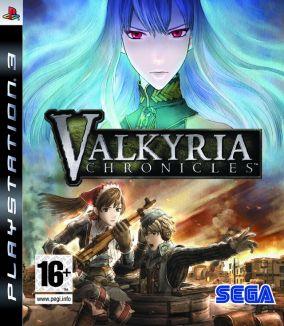 Copertina del gioco Valkyria Chronicles per Playstation 3
