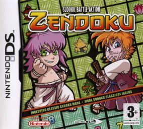 Copertina del gioco Zendoku per Nintendo DS