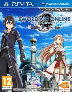 Copertina del gioco Sword Art Online: Hollow Realization per PSVITA