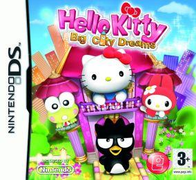 Immagine della copertina del gioco Hello Kitty: Big City Dreams per Nintendo DS