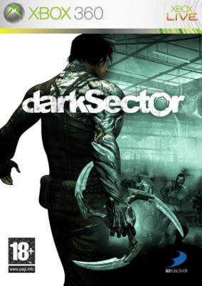 Copertina del gioco Dark Sector per Xbox 360