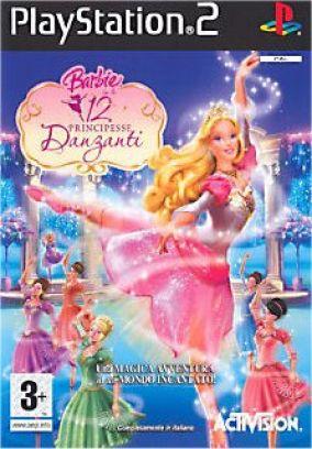 Copertina del gioco Barbie in le 12 Principesse Danzanti per Playstation 2