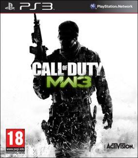 Immagine della copertina del gioco Call of Duty: Modern Warfare 3 per Playstation 3