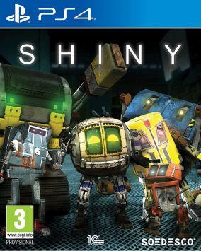Immagine della copertina del gioco Shiny per Playstation 4