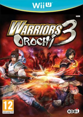Copertina del gioco Warriors Orochi 3 Hyper per Nintendo Wii U