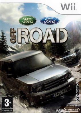 Copertina del gioco Off Road per Nintendo Wii