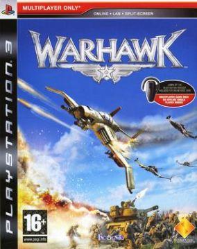 Copertina del gioco WarHawk per Playstation 3