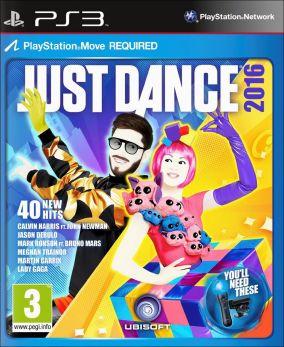 Immagine della copertina del gioco Just Dance 2016 per Playstation 3