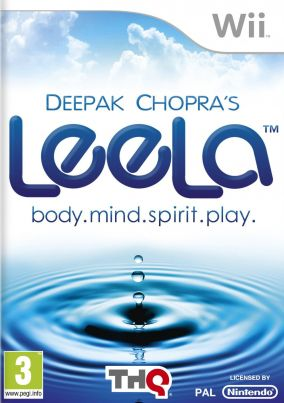 Immagine della copertina del gioco Deepak Chopra's Leela per Nintendo Wii
