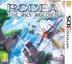 Copertina del gioco Rodea the Sky Soldier per Nintendo 3DS