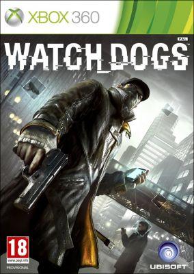 Copertina del gioco Watch Dogs per Xbox 360