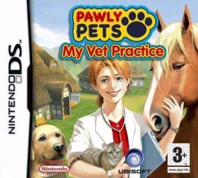 Copertina del gioco Pawly Pets: My Vet Practice per Nintendo DS
