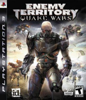 Copertina del gioco Enemy Territory: Quake Wars per Playstation 3