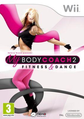 Copertina del gioco My Body Coach 2 per Nintendo Wii
