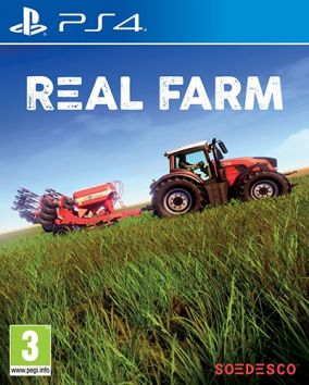 Copertina del gioco Real Farm per Playstation 4