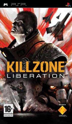 Copertina del gioco Killzone: Liberation per Playstation PSP