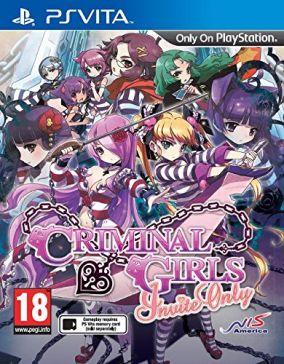 Copertina del gioco Criminal Girls: Invite Only per PSVITA