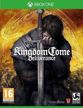 Copertina del gioco Kingdom Come: Deliverance per Xbox One