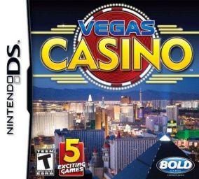 Copertina del gioco Vegas Casino High 5! per Nintendo DS
