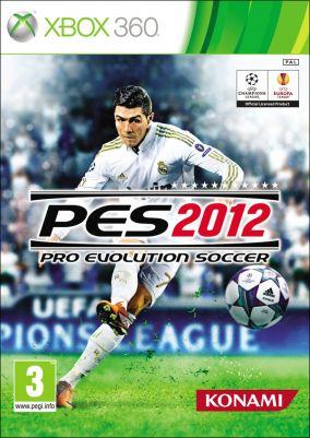 Immagine della copertina del gioco Pro Evolution Soccer 2012 per Xbox 360