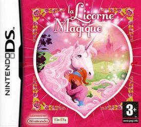 Copertina del gioco La Licorne Magique per Nintendo DS