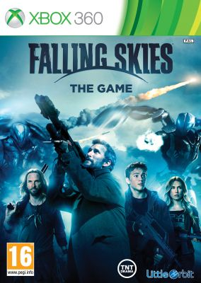 Copertina del gioco Falling Skies: The Game per Xbox 360