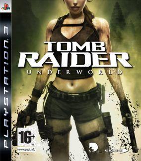 Immagine della copertina del gioco Tomb Raider: Underworld per Playstation 3