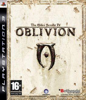 Immagine della copertina del gioco The Elder Scrolls IV: Oblivion per Playstation 3