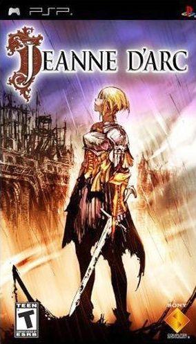 Copertina del gioco Jeanne D'Arc per Playstation PSP