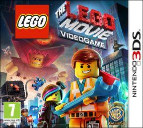 Immagine della copertina del gioco The LEGO Movie Videogame per Nintendo 3DS
