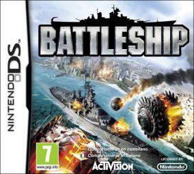 Copertina del gioco Battleship per Nintendo DS