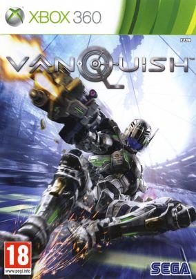 Copertina del gioco Vanquish per Xbox 360