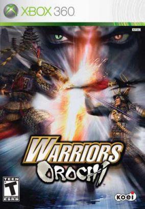 Copertina del gioco Warriors Orochi per Xbox 360