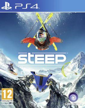Immagine della copertina del gioco Steep per Playstation 4