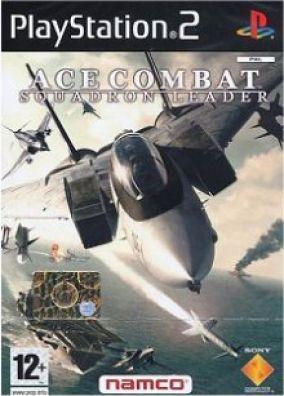 Copertina del gioco Ace Combat 5: Squadron Leader per Playstation 2