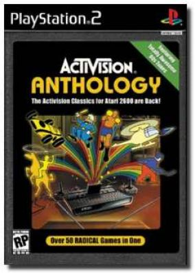 Copertina del gioco Activision Anthology per Playstation 2