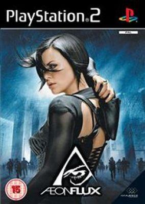 Copertina del gioco Aeon Flux per Playstation 2