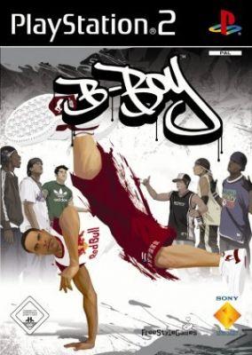 Immagine della copertina del gioco B-Boy per Playstation 2