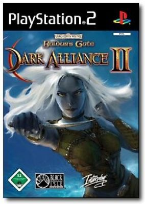 Copertina del gioco Baldur's Gate: Dark Alliance 2 per Playstation 2