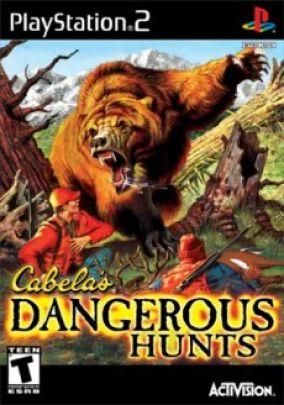 Immagine della copertina del gioco Cabela's Dangerous Hunts per Playstation 2