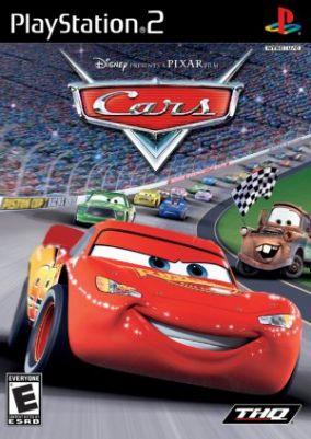 Immagine della copertina del gioco Cars per Playstation 2